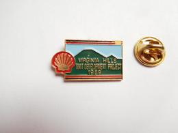 Beau Pin's  , Carburant Essence , Oil , Huile , SHELL , Virginia Hills , Unit Development Project 1989 - Fuels