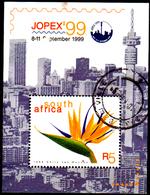 Africa-del-Sud-0107 - Emissione 1999 (o) Used - Senza Difetti Occulti. - Sud Africa (1961-...)