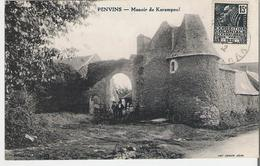 PENVINS. CP Manoir De Kerampoul - France