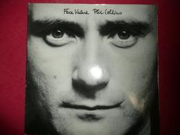 LP33 N°1421 - PHIL COLLINS - FACE VALUE - COMPILATION 12 TITRES ELECTRO ROCK SYNTHE POP - Rock