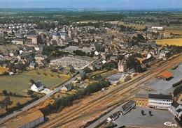 MARTIGNE-FERCHAUD - Vue Générale Aérienne - Gare - Voie Ferrée - Other Municipalities