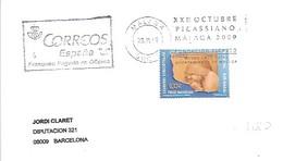 POSTMARKET  ESPAÑA  2009 - Picasso