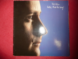 LP33 N°1422 - PHIL COLLINS - HELLO, I MUST BE GOING ! - COMPILATION 10 TITRES ELECTRO ROCK SYNTHE POP - Rock