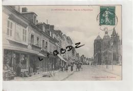 CPA - 27 - LE NEUBOURG - Maison Barabe Lemercier - Articles De Paris - Rue De Paris - Quincaillerie - Animation - Le Neubourg
