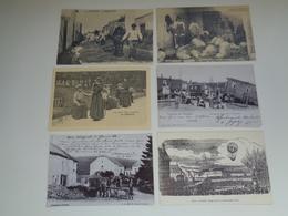 Lot De 10 Cartes Postales De REPRODUCTION  REPRO    -  Belgique + France - Postkaarten