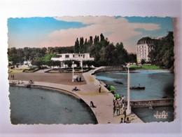FRANCE - HAUTE SAVOIE - ANNECY - Plage Et Impérial Hôtel - Annecy