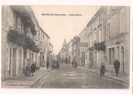 Mansle: Grand'rue - Combaud, éditeur - - Francia