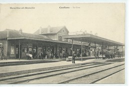 Conflans-La Gare - France