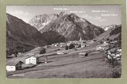 MITTELBERG 1218 M  KLEINES WALSERTAL - Autriche