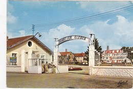 BASE ALAT: ESSEY-les-NANCY:  Quartier KLEBER - Caserme