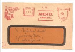 """Amsterdam Bierbrouwerij """"De Amstel"""". Cerveza.Birra-Blère-Beer-Bier. 25.5.37 - Beers"""