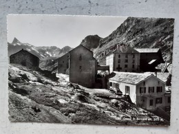CPA Suisse GRAND ST BERNARD 1958 - VS Valais