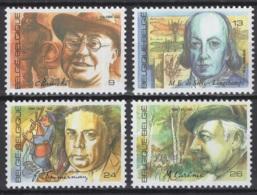 Belgique: 1986: 2225/28 **, MNH, TTB Sans Défaut, Fraîcheur Postale. - Belgien