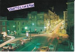 Lazio-roma-genzano Di Roma Corso Don Minzoni Animata Veduta Notturna Anni 70 - Altre Città