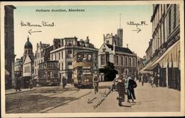 Cp Aberdeen Schottland, Holborn Junction, Straßenbahnen - Scotland