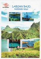 Indonesia 2020 - LABUAN BAJO-komodo Tour-MS - Official Personalized Stamp.MNH - Indonesien