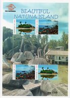 Indonesia 2020 NATUNA ISLAND-MS - Official Personalized Stamp.MNH - Indonesien