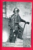 CPA (Réf : Z667) « MÉTIERS SAPEURS-POMPIERS » - Sapeurs-Pompiers
