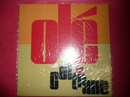 LP33 N°1428 - JOHN COLTRANE - OLE - COMPILATION 3 TITRES - Jazz