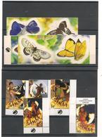 2001 Année Complète N° Y/T : 909/918** - Samoa