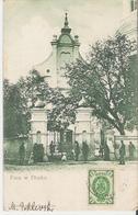 POLOGNE - PLOCK. CPA Voyagée En 1904 Fara W Plocku L'Eglise - Pologne