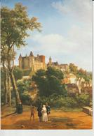 PYRENEES ATLANTIQUES PAU MUSEE NATIONAL DU CHATEAU JUSTIN OUVRIE 1806-1879 VUE DU CHATEAU DE PAU 1844 DETAIL - Pau