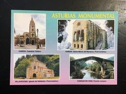 Asturias Monumental. - Asturias (Oviedo)