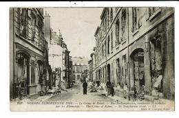CPA-Carte Postale  France-Reims- Rue St Symphorien Bombardée 1914  VM11814 - Reims