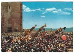 2593 - GUBBIO 15 MAGGIO ALZATA DEI CERI 1967 - Italy