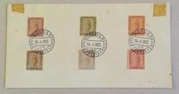 Serie Statua Della Libertà (1922) - 29/04/1955 - Saint-Marin