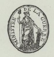 Héraldique Paris An 2 - 1793 Jourdeuil, Adjoint Au Ministre De La Guerre 'Mouvement' - Historical Documents