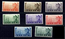 Italie ** Libye   - N° 86 à 92 - PA17 ( + Value 150%) - Libië