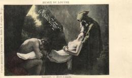 D 3354 - Musée Du Louvre   Tableau De Girodet  Mort D'Atala  Et Publicité  Chocolat - Vinay - Museen