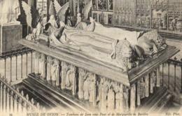 D 3364 - Musée De Dijon   Tombeau De Jean Sans Peur Et De Marguerite De Baviere   N° 36 - Museen