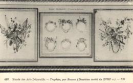 D 3377 - Musée Des Arts Décoratifs  N° 482 - Museen