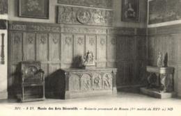 D 3381 - Musée Des Arts Décoratifs  N° 501 - Museen