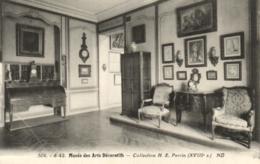 D 3383 - Musée Des Arts Décoratifs  N° 506 - Museen
