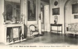 D 3384 - Musée Des Arts Décoratifs  N° 510 - Museen