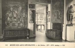 D 3387 - Musée Des Arts Décoratifs  N° 511 - Museen