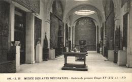 D 3388 - Musée Des Arts Décoratifs  N° 499 - Museen