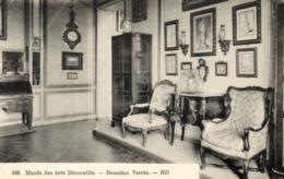 D 3390 - Musée Des Arts Décoratifs  N° 486 - Museen