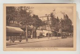 Lot 2121910 CPSM NEUILLY SUR SEINE (Hauts De Seine) - Ile De La Jatte Bàulevard Bineau - Neuilly Sur Seine
