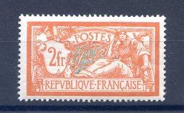 France - Merson N°145 Neuf* - Bon Centrage - (F693) - 1900-27 Merson