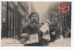 LES PETITS METIERS DE PARIS N° 928 - AUTEUIL LONGCHAMP - MARCHAND DE JOURNAUX - Artisanry In Paris