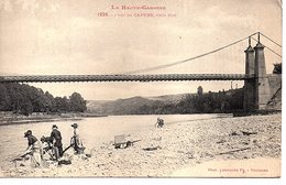 CPA Pont De Capens Haute Garonne - France