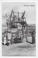 Egypt - Balancoir Indigene - Childrren On Wheel - Cairo Postcard Serie 542 - Egypt