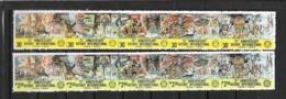 PHILIPPINES - 1176 à 1185 **MNH - 75 Ans Rotary - Rotary, Lions Club
