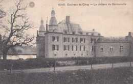 Ciney - Environs - Le Château De Bormenville - Circulé En 1909 - TBE - Ciney
