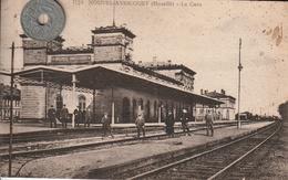 57 - Carte Postale Ancienne De NOUVEL AVRICOURT  La Gare - Andere Gemeenten