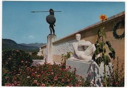 Thermopyles - Monument De Léonidas - Thermopylae - Leonidas Monument - (Greece) - Griekenland